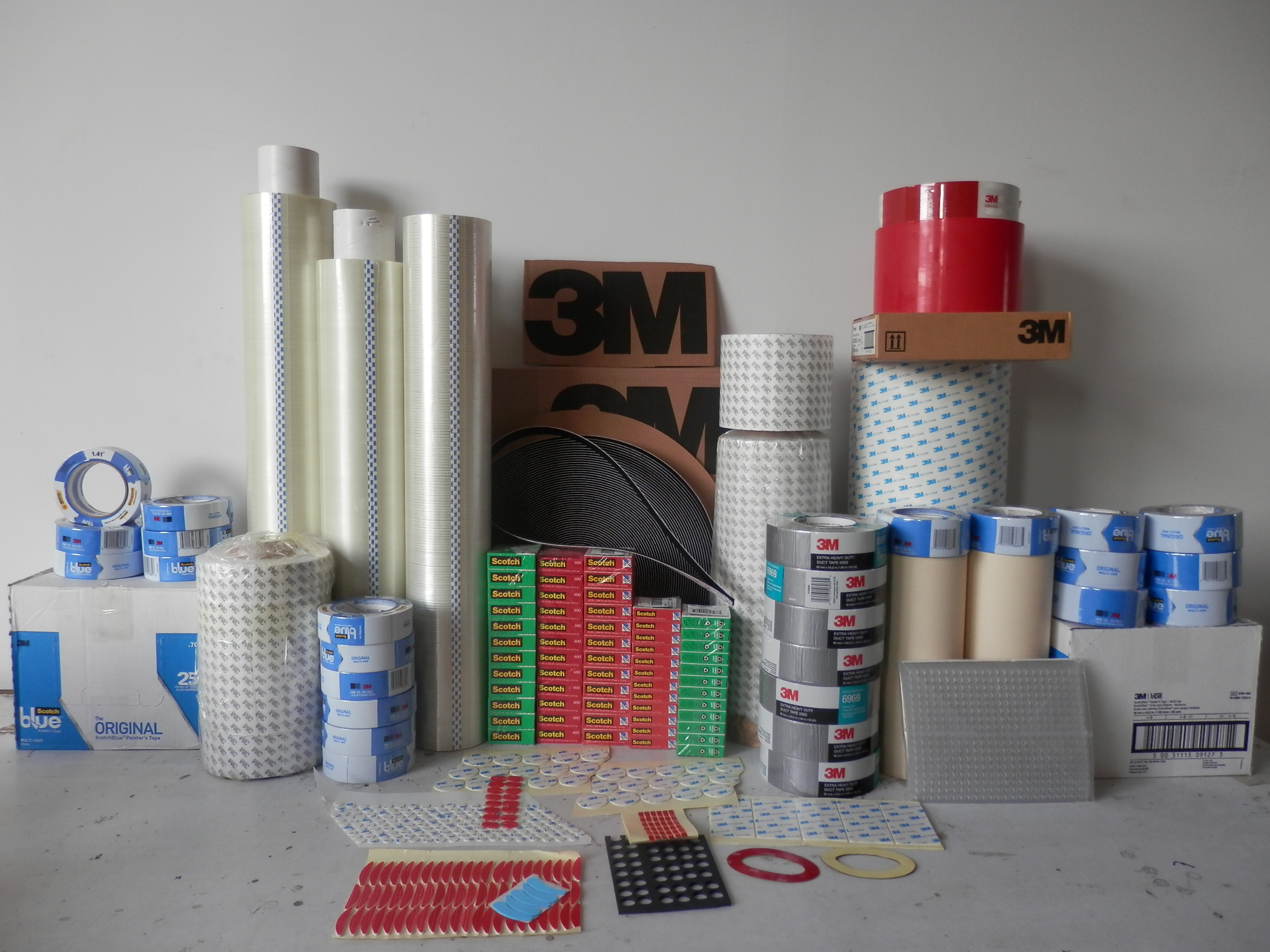 3M 9077 thickness 0.03-0.3mm pet double sided tape