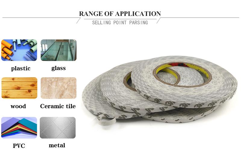 Pressure sensitive Adhesive Tapes 3m 9080HL