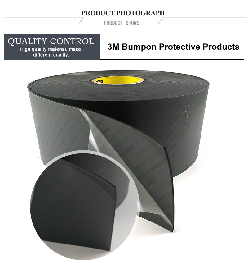 3M™ Bumpon™ Resilient Rollstock SJ5832