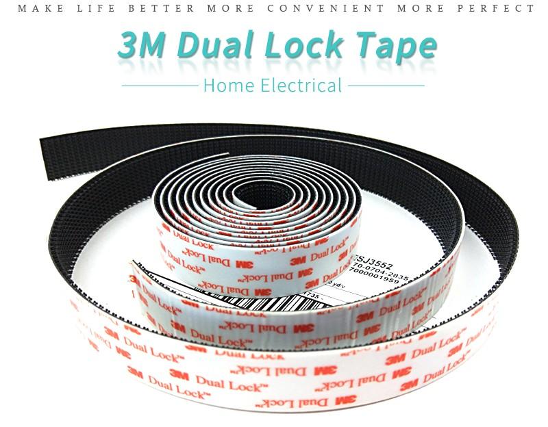 3M™ Dual Lock™ Reclosable Fastener SJ3552