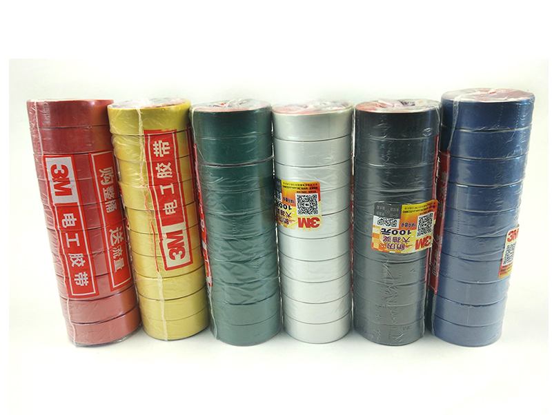 3M 1600 PVC Insulation Vinyl Electrical Tape For All Manner Of Indoor And Outdoor