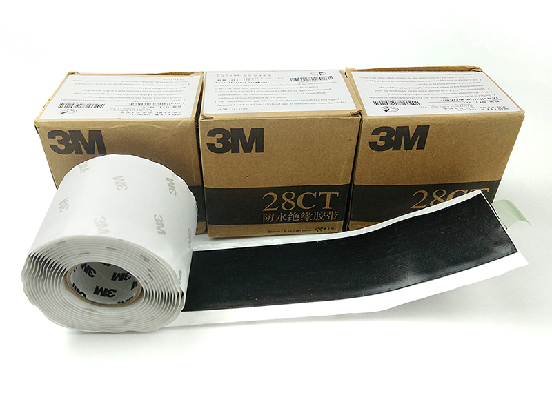 High Quality 3M 28CT Waterproof Insulation Tape
