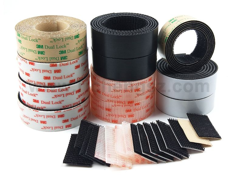 3M Dual-Lock™ Reclosable Fasteners Tape