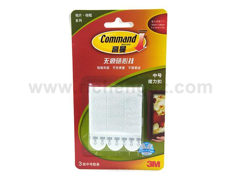 Small Medium Large Size 3m Command Damage-free Strips