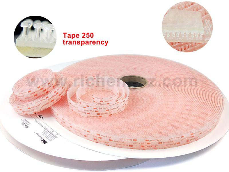 High Quality Reclosable Fastener Self Acrylic 3M dual lock tape