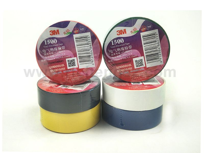 3M insulation tape/PVC material/ lead-free electrical tape