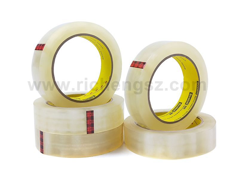 Scotch® Light Duty Packaging Tape 600 High Clarity