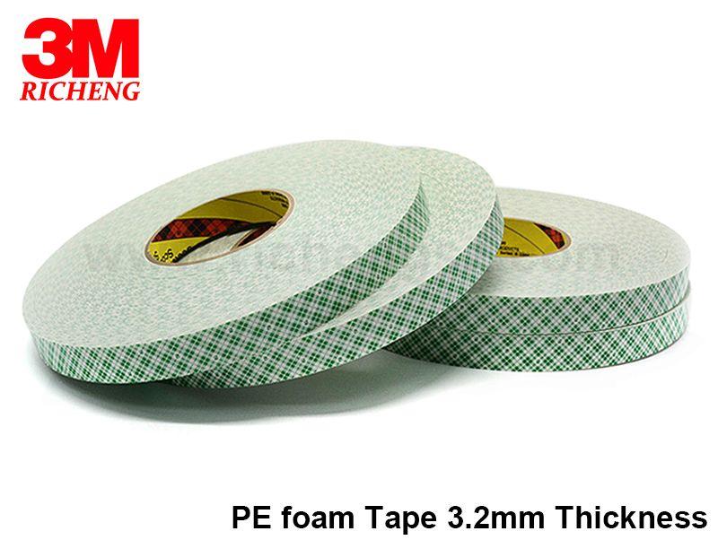 3M 4008  double side foam tape die cutting tape