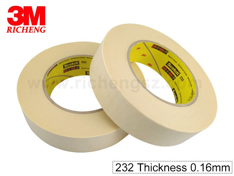 3M Tape TB232 is rubber insulation foam tape, It can be cut and customized