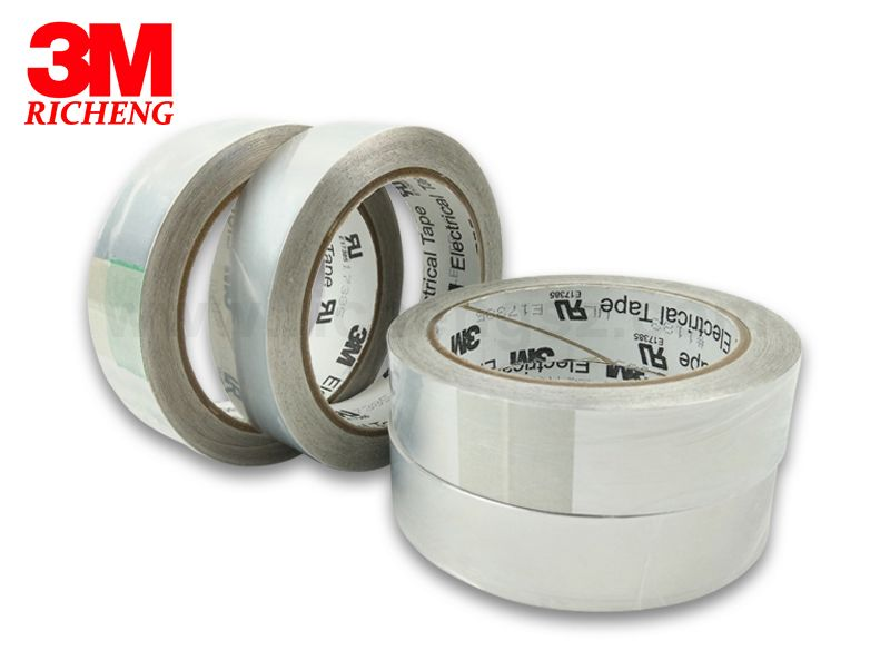 3M™ 1183 EMI Tin-Plated Copper Foil Shielding Tape or automotive masking tape