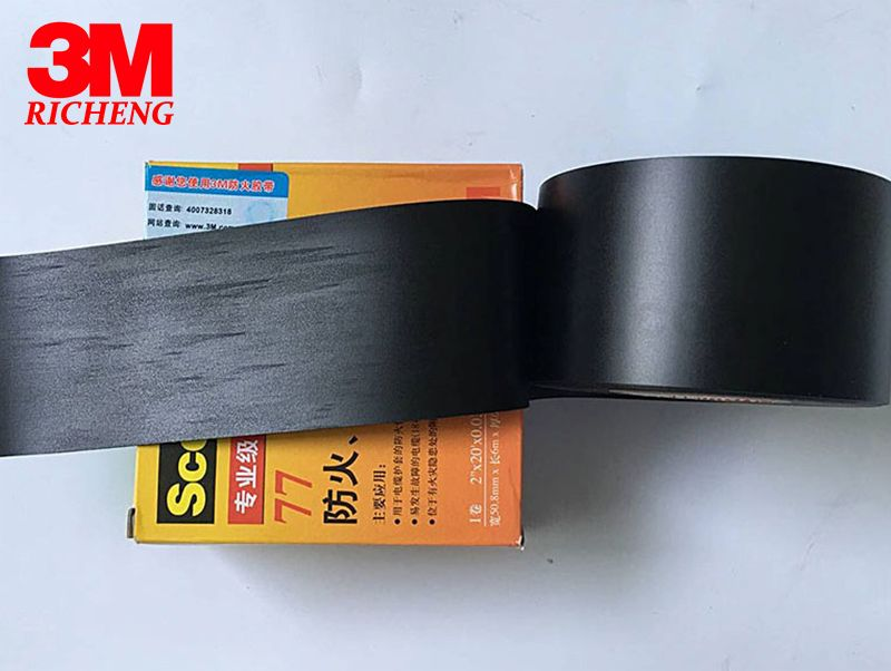 Scotch® Fire-Retardant and Electric Arc Proofing Tape 77 Series