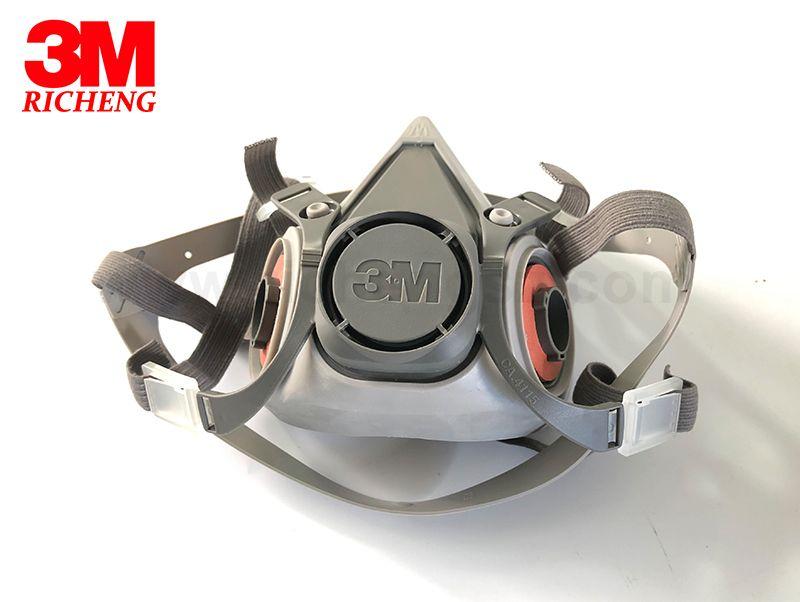 3M™ Half Facepiece Reusable Respirator 6200