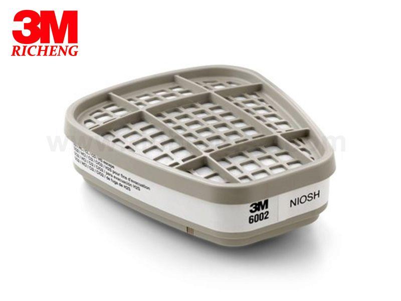 3M™ Acid Gas Cartridge 6002, 60 EA/Case
