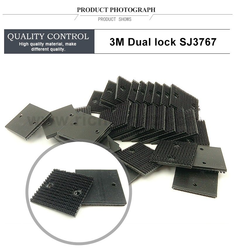 3M Dual Lock Reclosable Fastener SJ3767