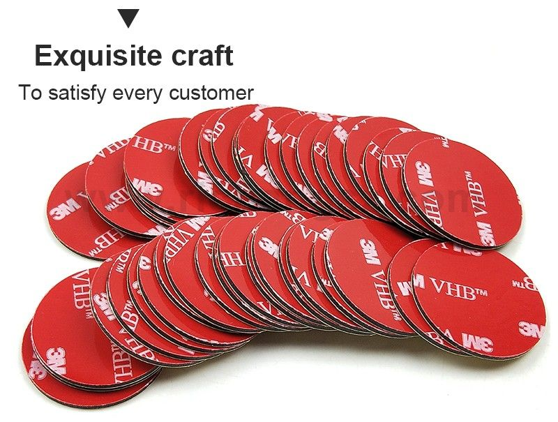 Heat Resistant 3M 5952 30mm size Waterproof High Viscosity foam Tape Self Acrylic Adhesive Double Sided VHB Tape