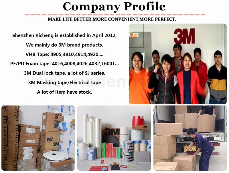 3M 100% orginal 4955 VHB acrylic adhesive tape