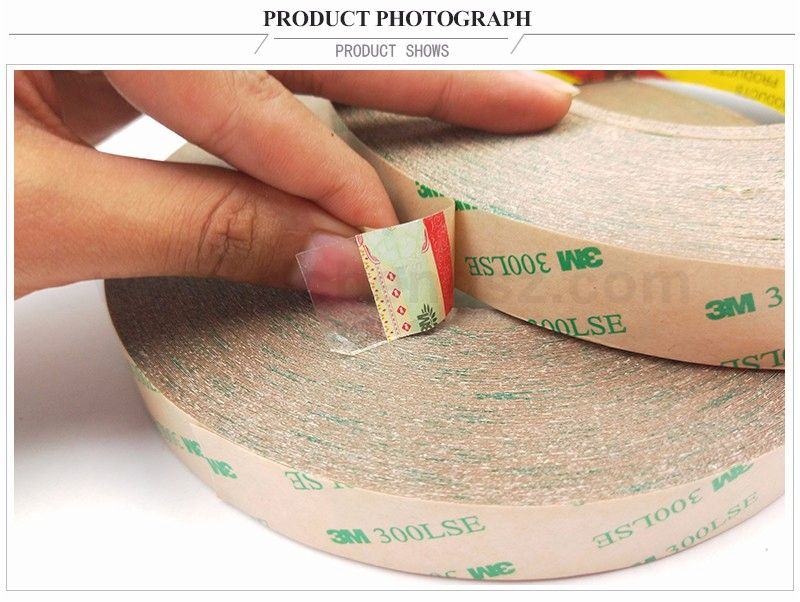 3M PET 93020LE industrial double sided tape Double sided tape