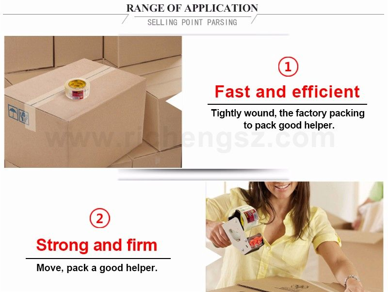 3M TB375 crepe masking tape High quality wide application